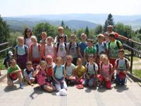 Wycieczka do Krynicy klasy 2 i 3 - fotorelacja