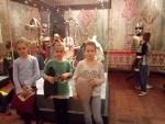 Lekcja muzealna w Tarnowskim  Ratuszu - kl. 3a