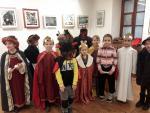 Pierwszaki w Muzeum Etnograficznym
