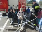 Wycieczka do Straży Pożarnej- kl. 3a