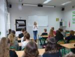 Spotkanie z prezenterką radia RDN Małopolska