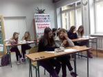 Gimnazjaliści rywalizowali w Powiatowym Konkursie Wiedzy o Filmie