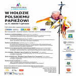 W hołdzie Polskiemu Papieżowi - cz. II zdalnie i cyfrowo